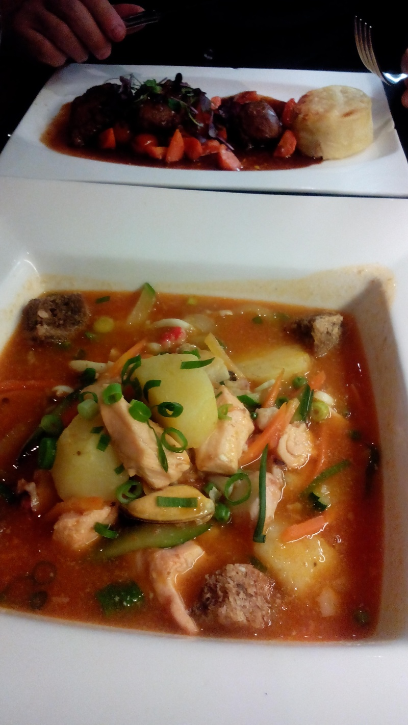 Oosterse bouillabaise