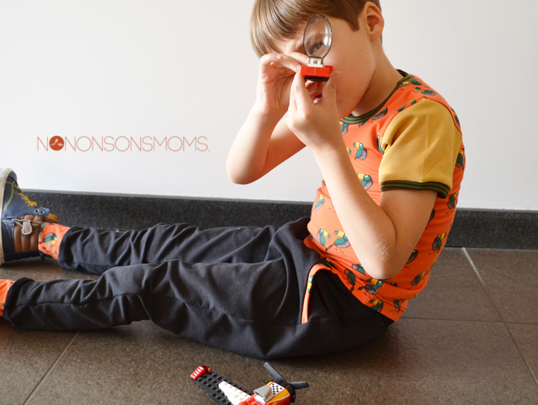 sportieve outfit for boys