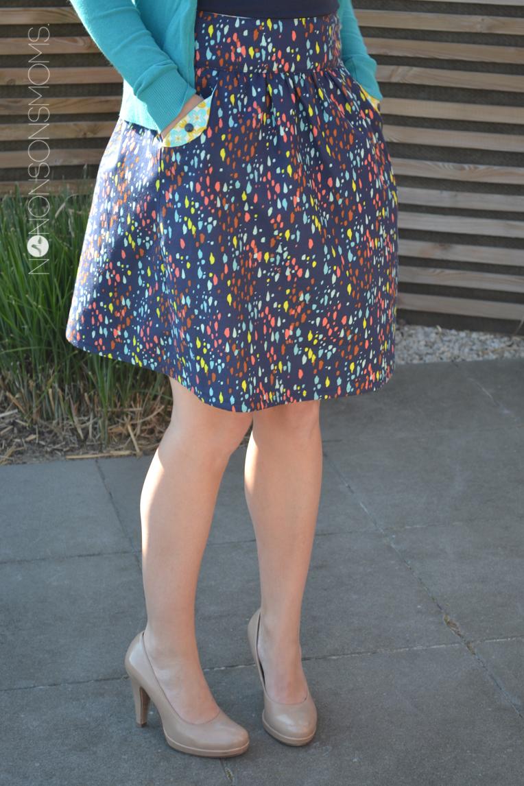 Lotta Skirt rok Compagnie M