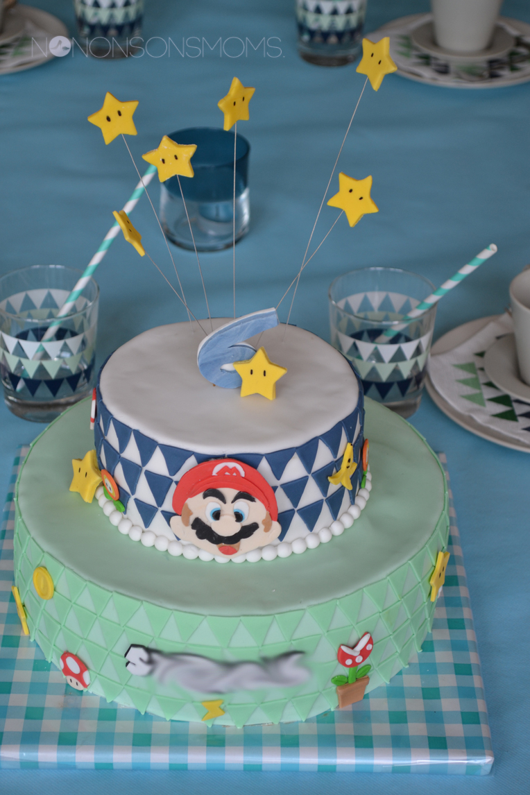 MarioKart birthdaycake cakedecorating