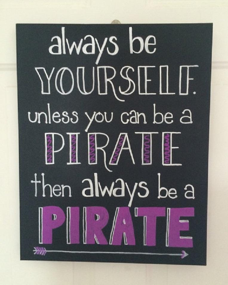 pirate def
