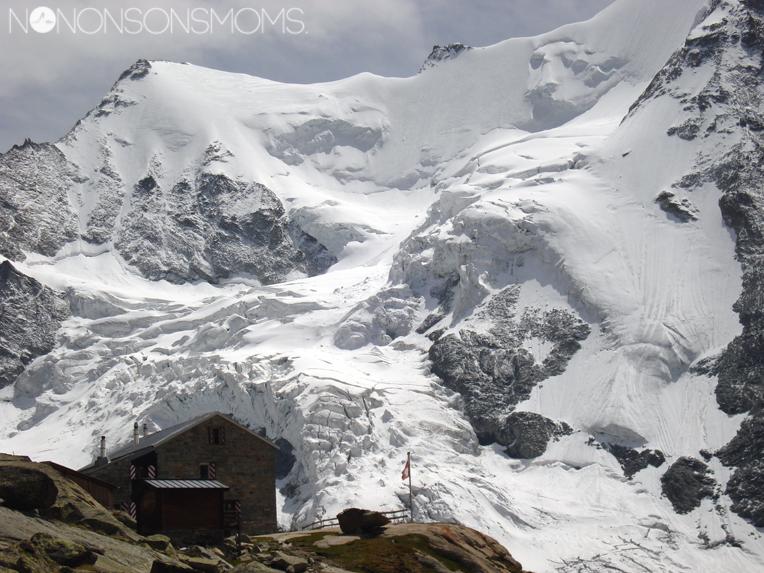 Cabane du Grand Mountet - 2008