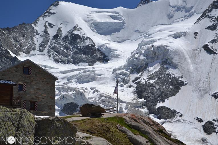 Cabane du Grand Mountet - 2 886 m - 2016