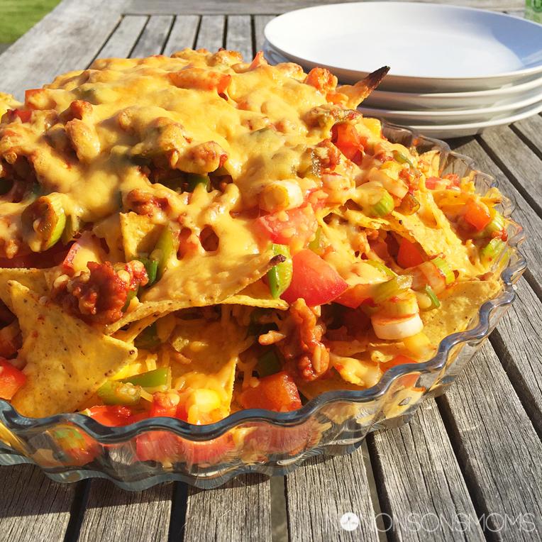 nacho's recept